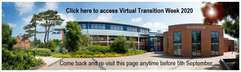 Bexhill College Transition image